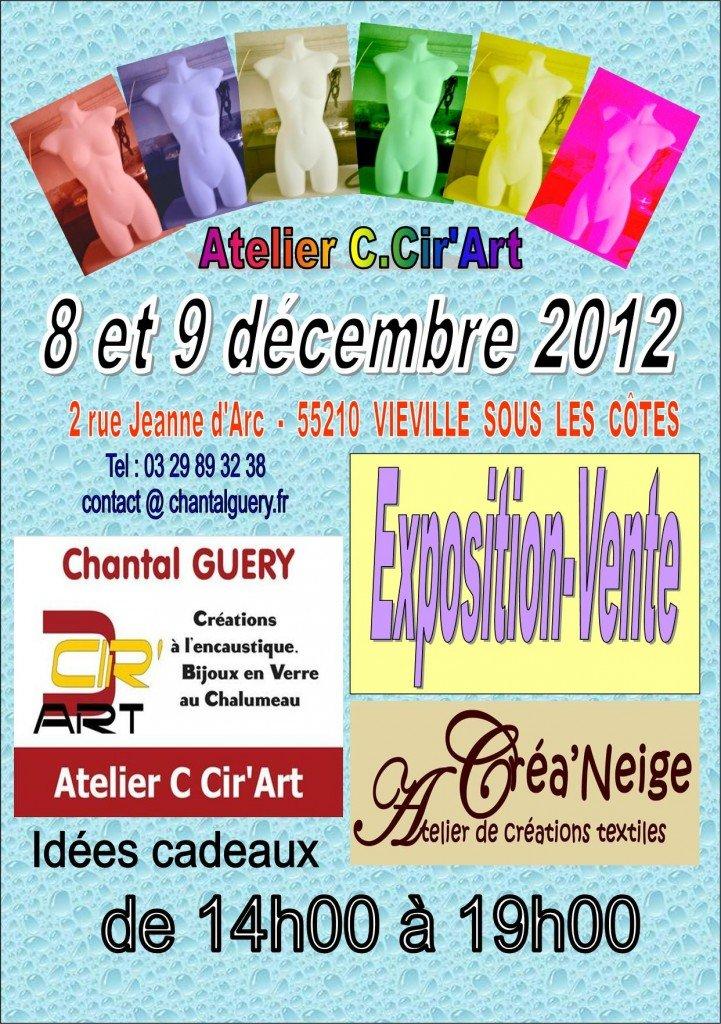 Ouverture Atelier C.Cir'Art dans EXPOSITIONS PASSEES fly-8-et-9-dec-2012